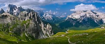 Dolomite Mountains, Trento, Italy